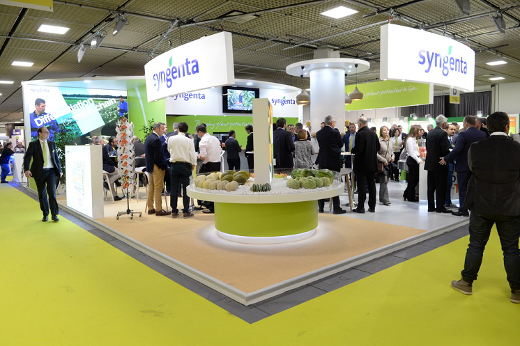 Syngenta på Fruit Logistica 2018