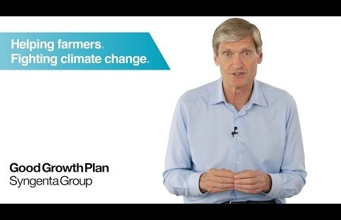 Helping farmers, fighting climate change